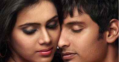 Jiiva and Thulasi Nair in Jaan ki Baazi