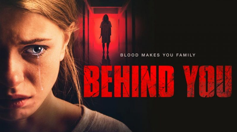 Behind You | Trailer | Vertical Entertainment