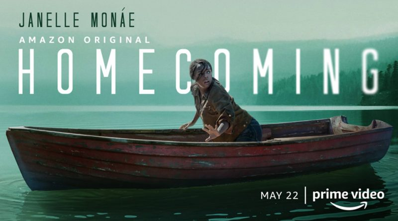 Janelle Monaé in homecoming 2