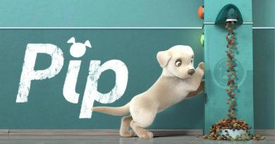 """Pip"" animated short film presented by Southeastern Guide Dogs"