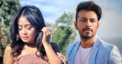 Neha Kakkar & Tony Kakkar in Bheegi Bheegi
