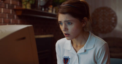 Natalia Dyer in yes god yes