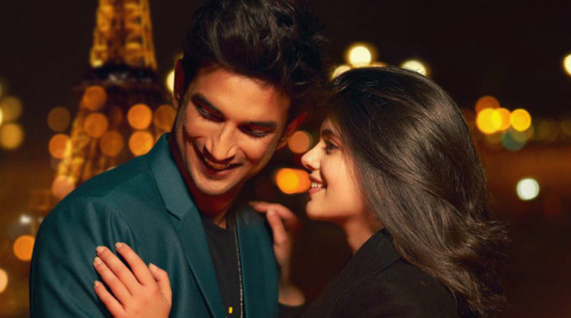 Sushant Singh Rajput's Last movie Dil Bechara