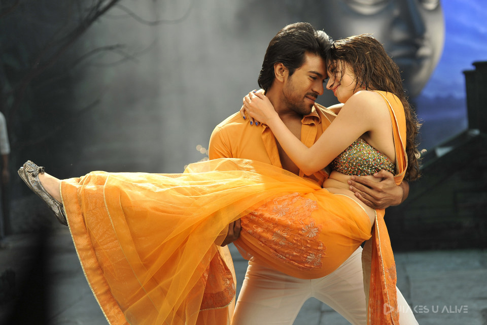 Racha Movie still