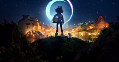 Over the moon animation movie