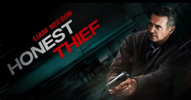 Liam Neeson in Honest Thief