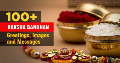 Raksha Bandhan Greetings 2020
