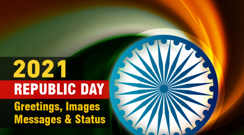 Republic Day 2021 greetings